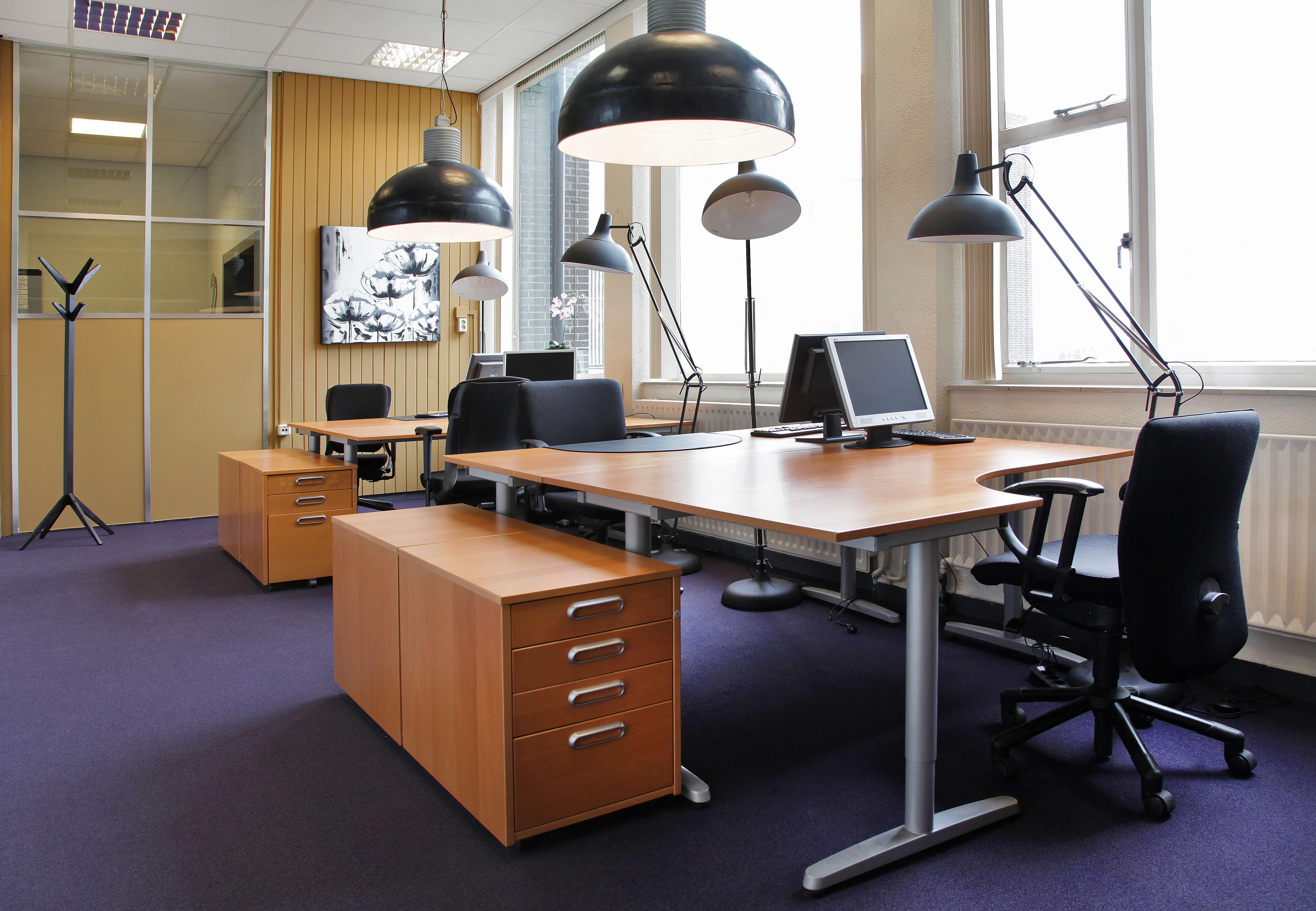 Flexplek in de Emmstate (voorbeeld kantoorruimte huren Leeuwarden)